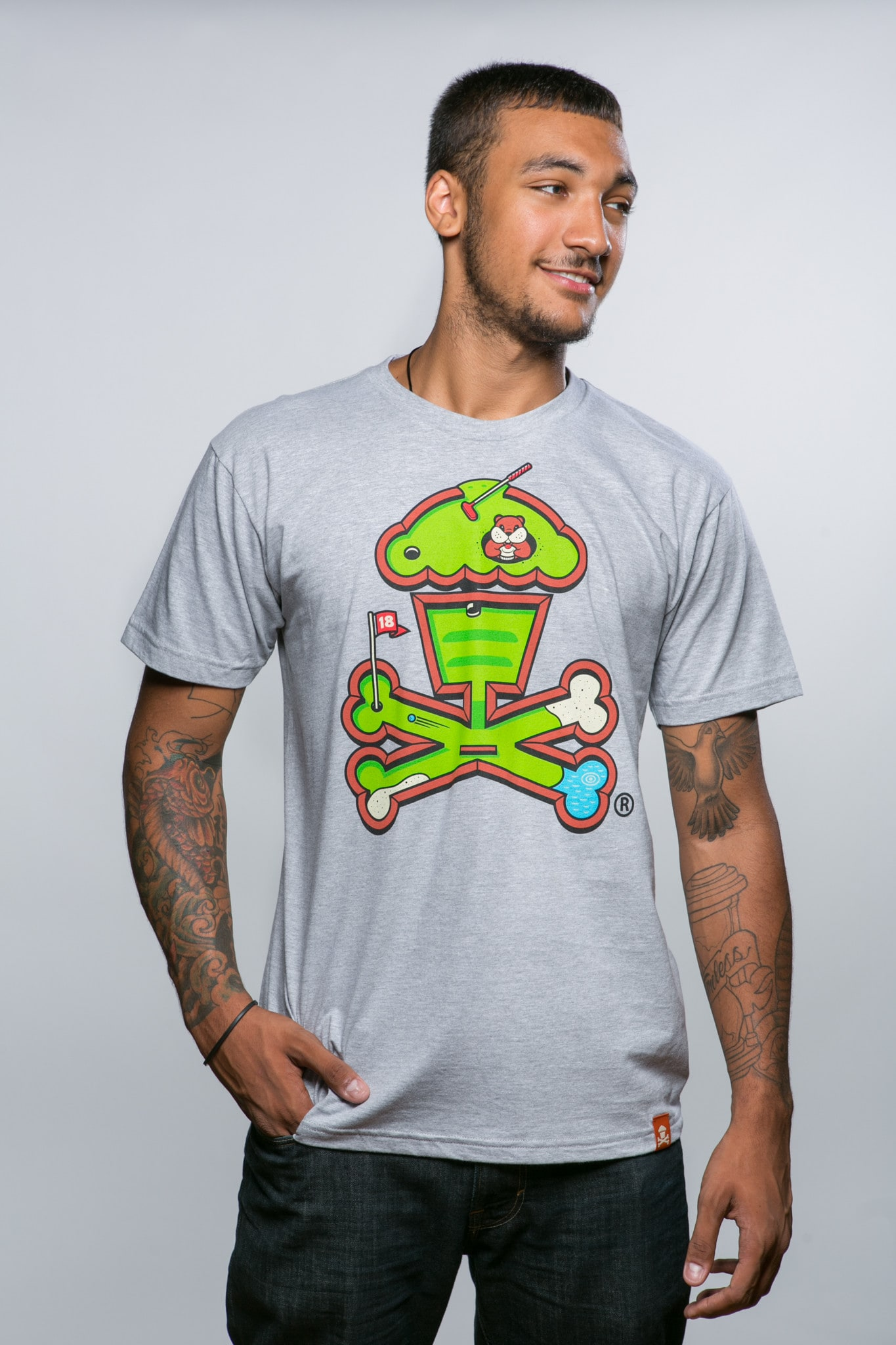 Four new designs from Johnny Cupcakes  Hide Your Arms
