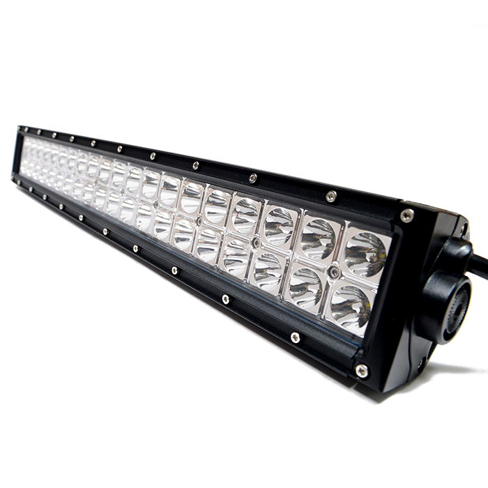 *Ships Same Day* Totron Curved Double Row Combo  or Spot Light Bar w// Cree LED/'s
