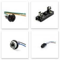 Sockets | Bases | Connectors | Adapters