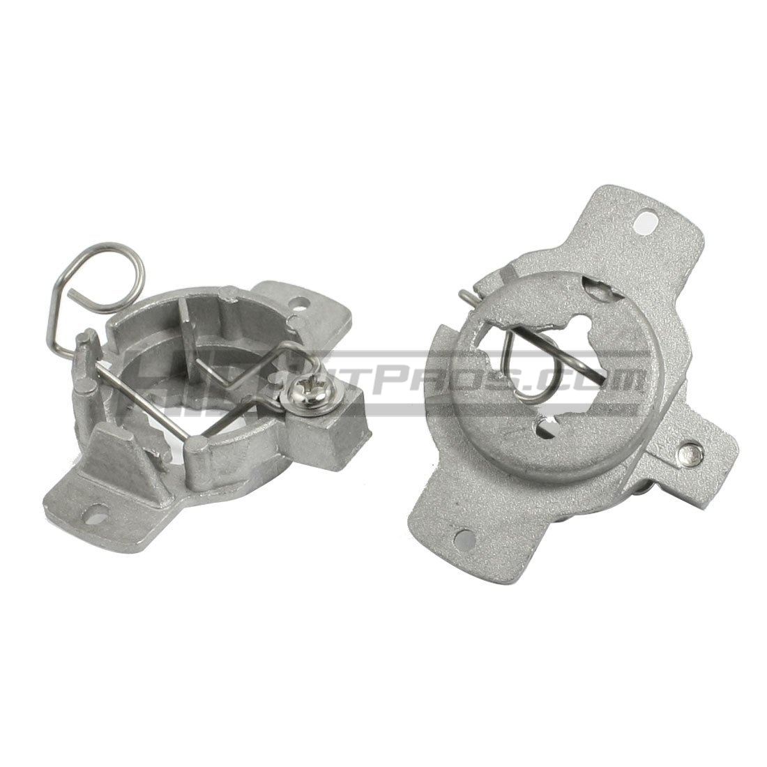 2PCS For Mercedes Benz HID Xenon Kit H1 Bulb Holders Adapters A PAIR