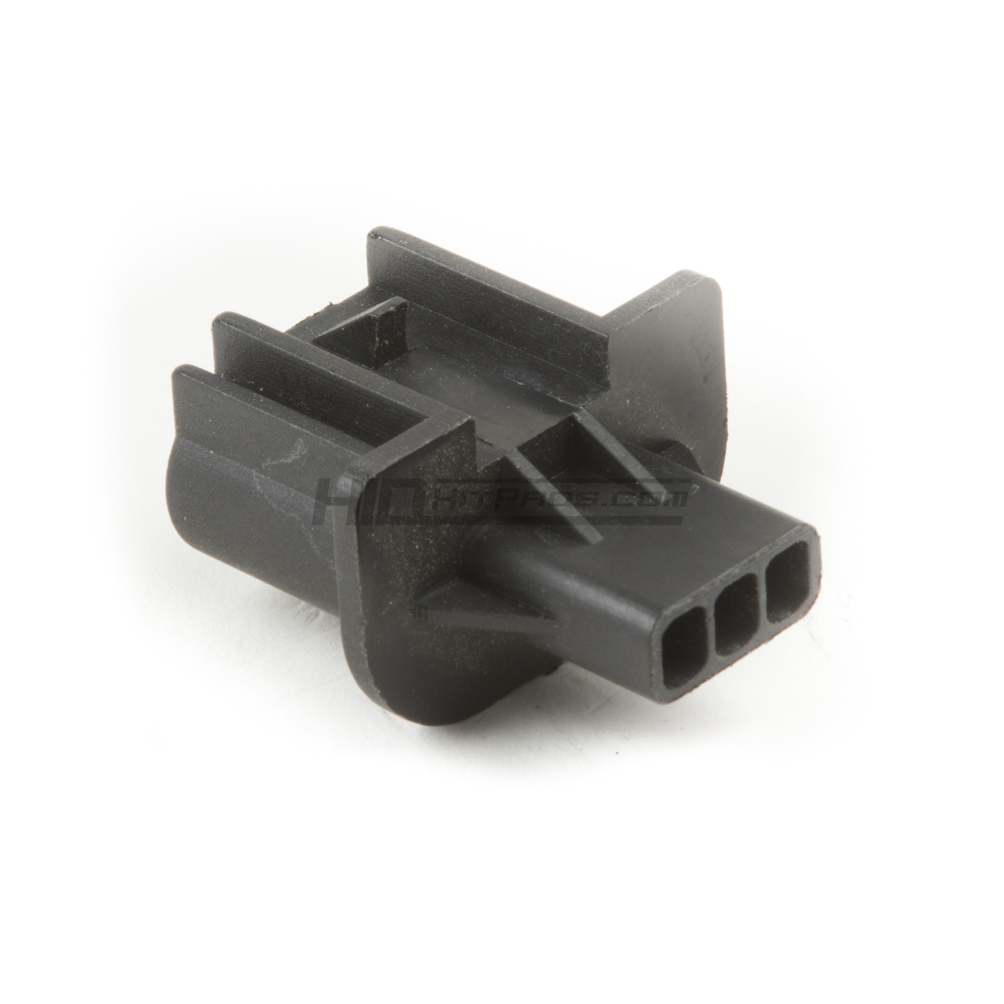 H13 9008 HID Pigtail Male Socket Adapter