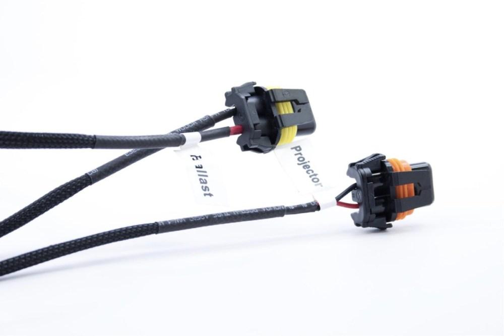 medium resolution of morimoto h4 9003 hi lo bi xenon wiring harness
