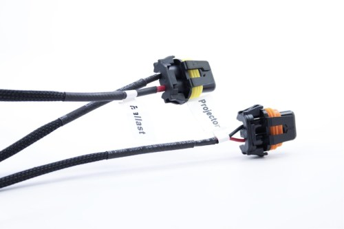 small resolution of morimoto h4 9003 hi lo bi xenon wiring harness