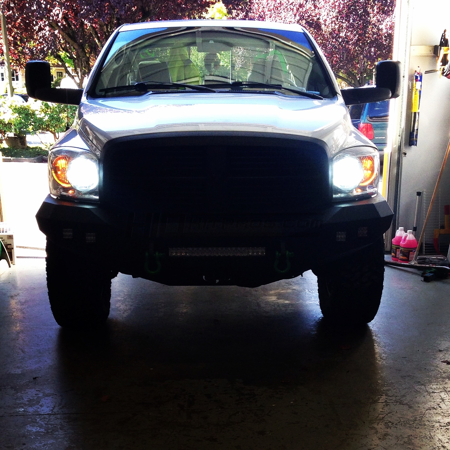 hight resolution of 2006 2008 dodge ram morimoto bi xenon hid system