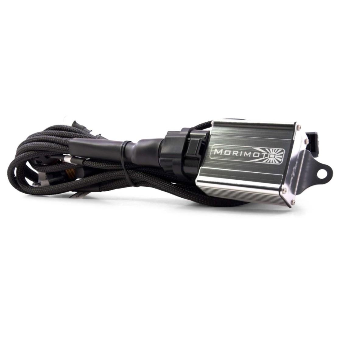 Morimoto 9004 9007 Bi Xenon Wiring Harness Hid Kit Pros Bmw Headlight Wire