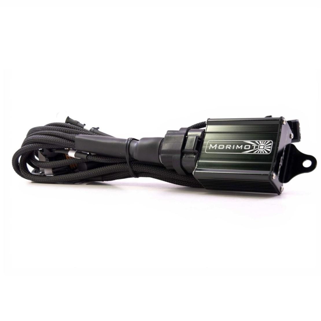 H13 Wiring Harness Hid Kit Headlight Morimoto 9008 Hi Lo Bi Xenon Pros On