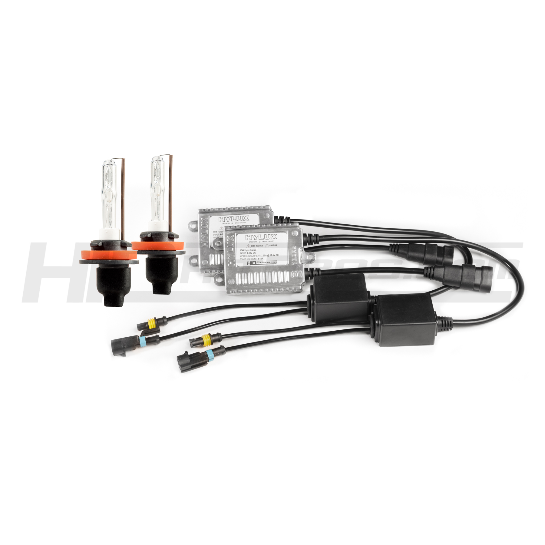 hight resolution of 2012 2017 hyundai veloster hylux low beam hid kit