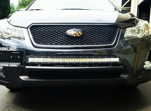 small resolution of totron 30 srx series curved led light bar