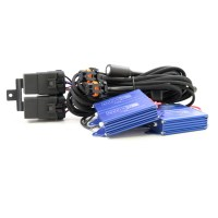 HID Wiring | Adapters | Relays | Sockets