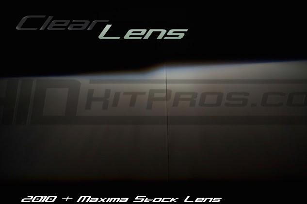 Black Plastic Clear Lens TOYOTA  3D License Frame