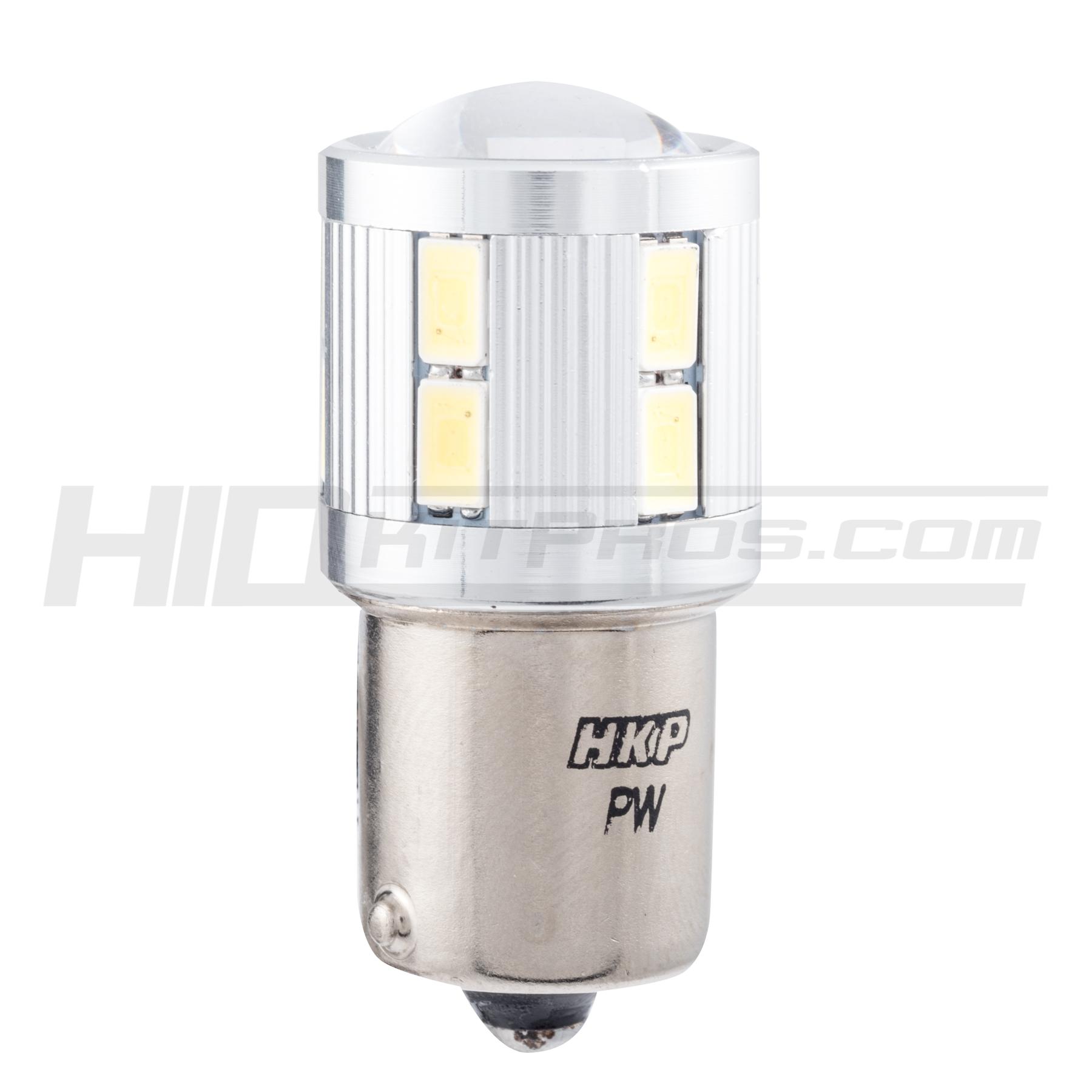1156 BA15S High Power LED Bulb - Samsung | HID Kit Pros