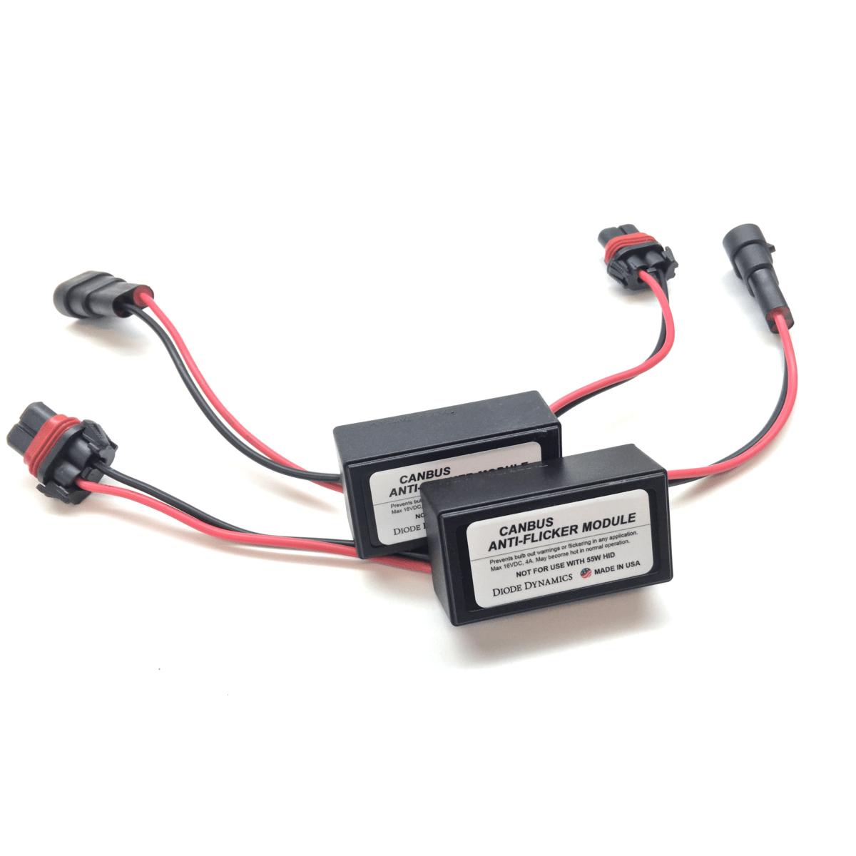 Diode Dynamics CAN-Bus Anti-Flicker Module (pair) | HID Kit Pros