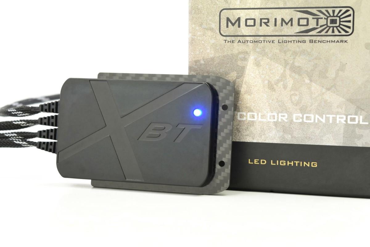 RGB Controller: Morimoto XBT Bluetooth   HID Kit Pros