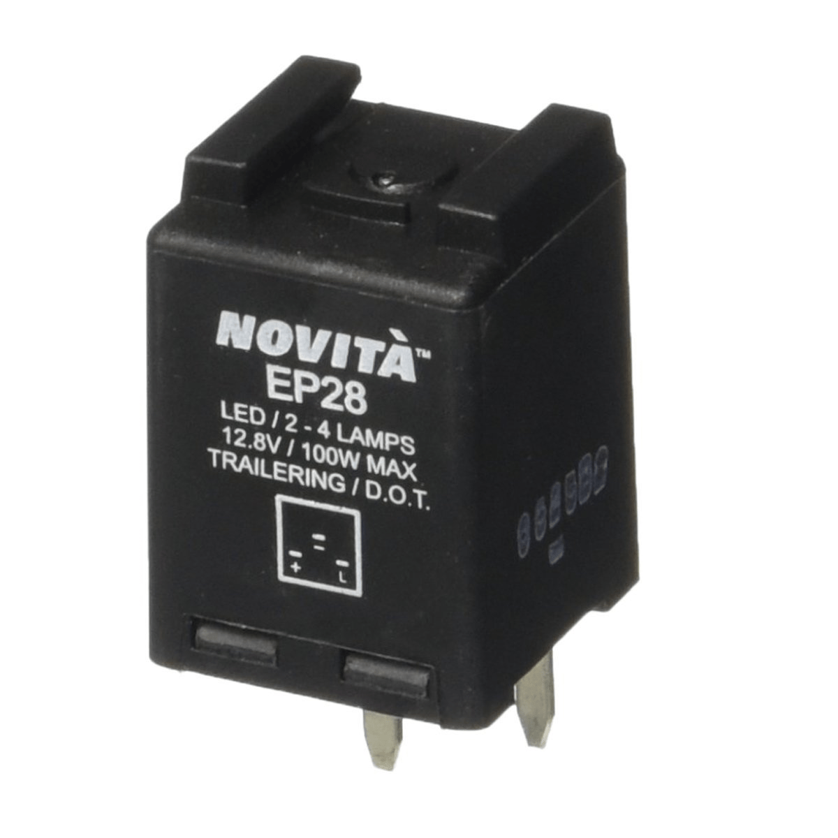 Turn Signal Relay >> Ep28 Led Flasher Relay Module Hid Kit Pros