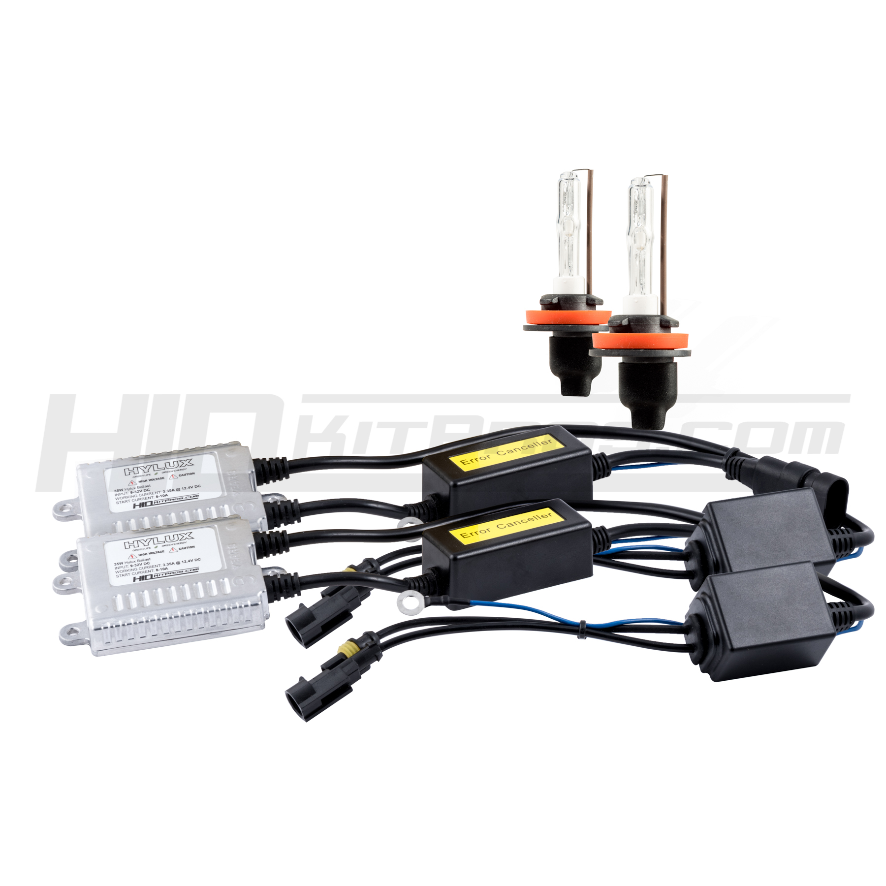 hight resolution of 2009 2019 hyundai santa fe hylux low beam hid kit