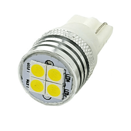 T10//192 35 Watts High Power Chip LED 3RD Brake High Mount Stop//Interior Light Bulbs Projector T10, Red