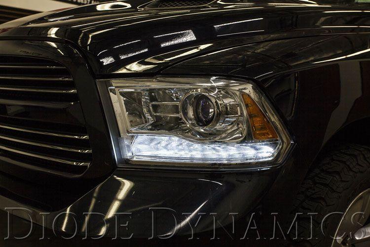 Diode Dynamics 2011-2012 Ram 1500 Backup HP36 LEDs Pair White