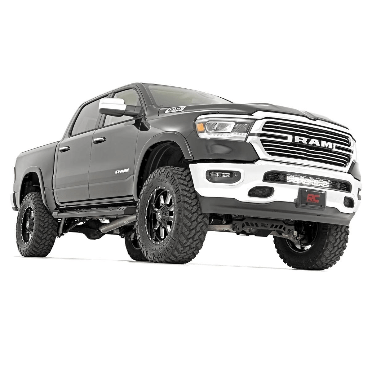 Dodge 20 Inch Led Hidden Bumper Kit 2019 2020 Ram 1500