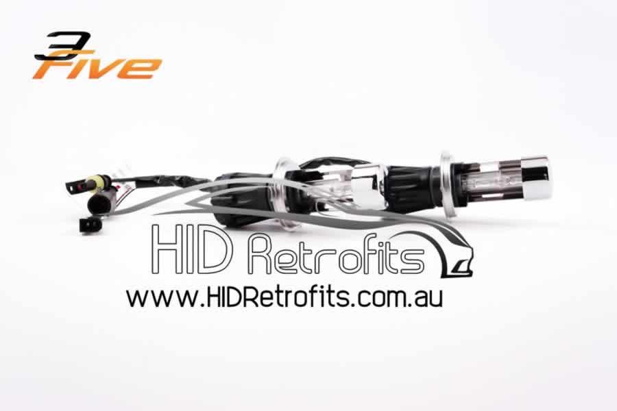 H Series Bulbs : H4/9003: Morimoto 3Five Bixenon