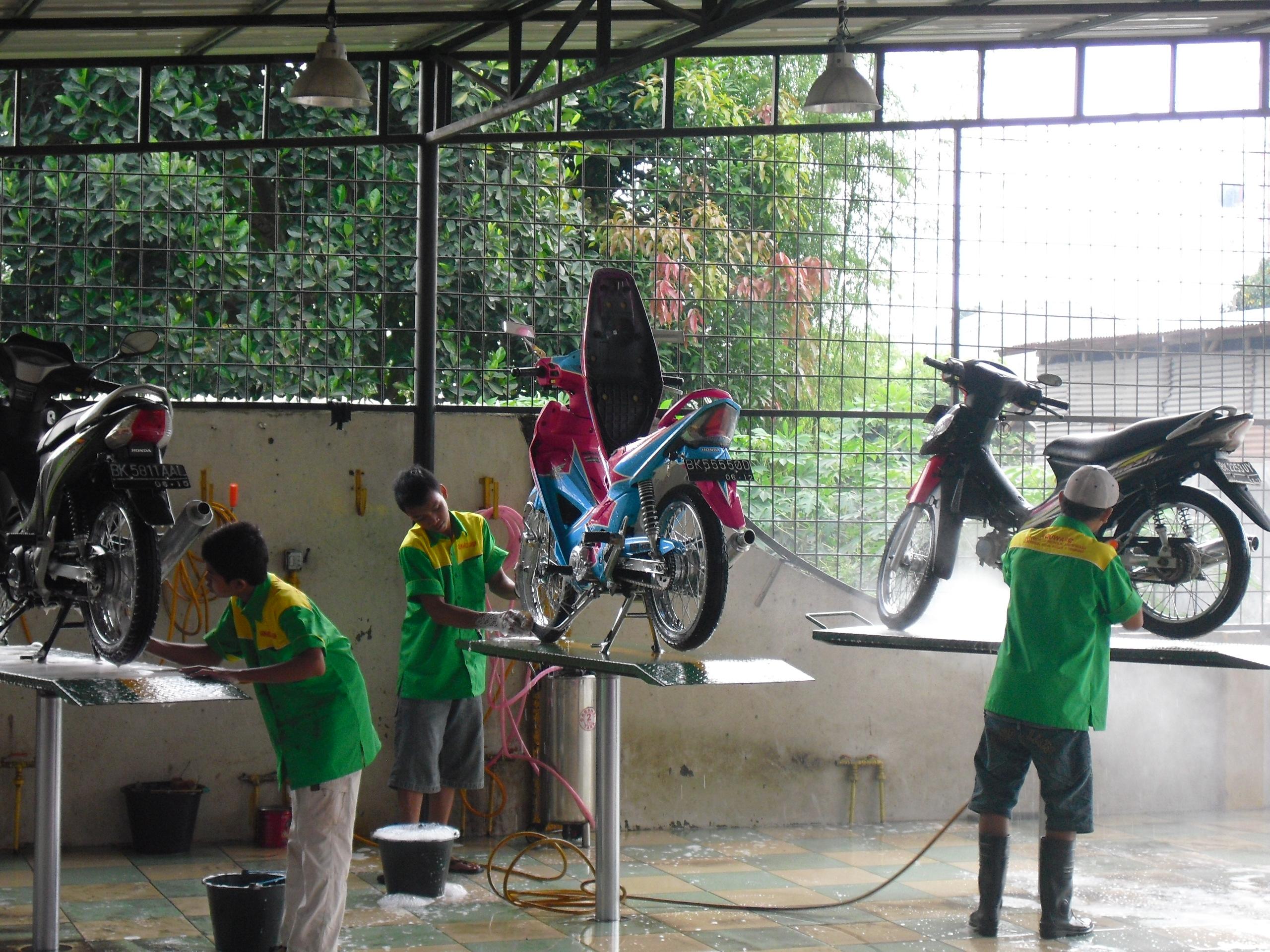 hidrolik medan  distributor hidrolik cuci mobil dan motor