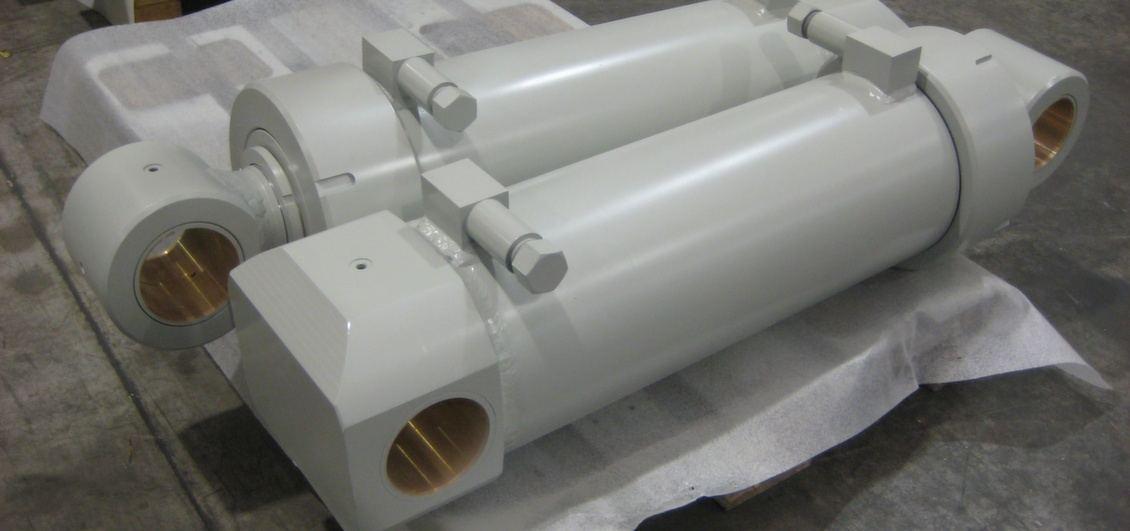 mobile cilindri per chiusura coperchio macchina compattatrice