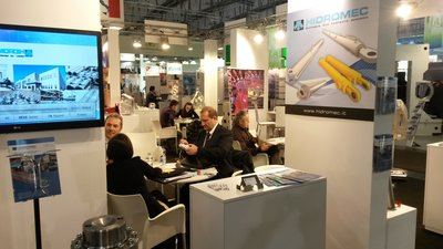 fiera hannover messe stand