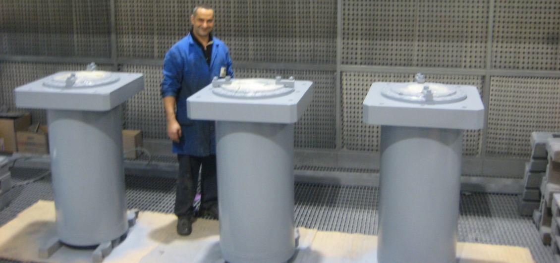 industrial hydraulic cylinders, hydraulic cylinder for industrial sector 18