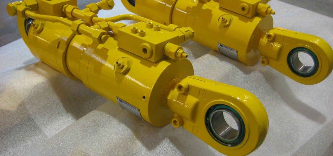 hydraulic cylinder for mining and drilling 15