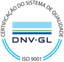certificacao do sistema de qualidade hidromod