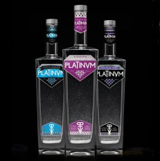 London Dry Gin y vodkas polacos Platinvm TV con plata