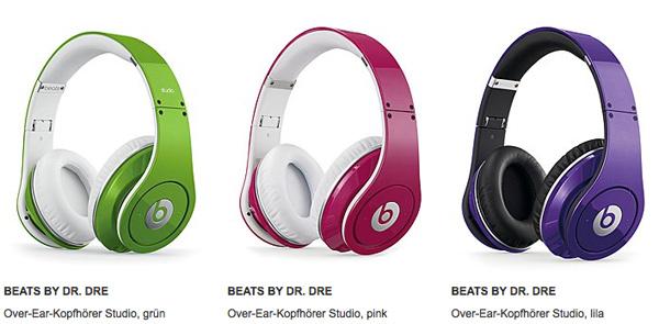 Kopfhörer Beats by Dr.Dre und ander günstiger kaufen