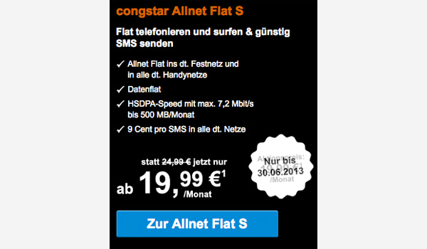 Congstar-allnet-flat-s-guenstiger
