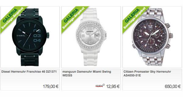 Diesel-Esprit-Citizen-Uhren-guenstiger-im-Angebot