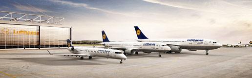 Lufthansa-Gutschein