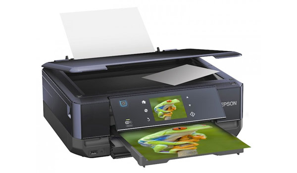 Epson-Expression-Photo-XP-750-Tintenstrahldrucker-Scanner-Kopierer