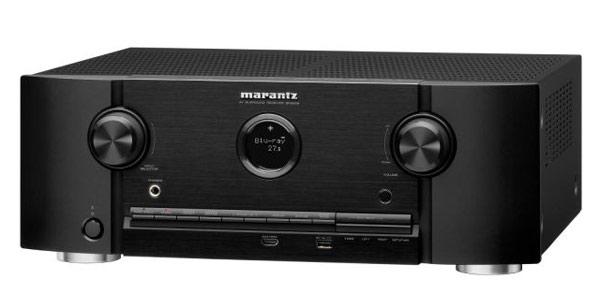 Marantz SR5008/N1B 7.2 AV-Receiver schwarz mit AirPlay und 4k-Skalierung günstiger kaufen
