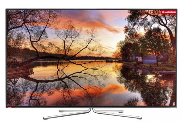 Changhong UHD55B6000IS 3D Ultra-HD Fernseher günstiger