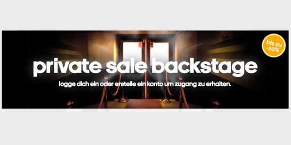 Adidas Backstage Sale Private