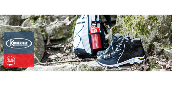 KIMBERFEEL Outdoor Taschen Schuhe Trekking Teleskopenstöcke