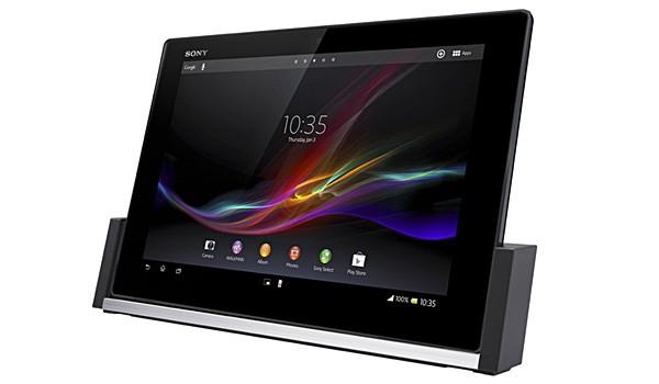 SONY Tablet Xperia Z und Dockingstation Cradle günstiger kaufen