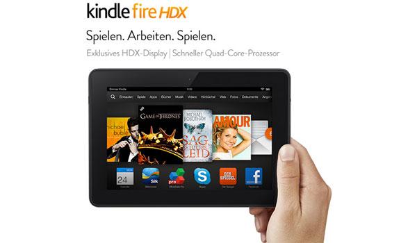 Kindle Tablet günstiger kaufen