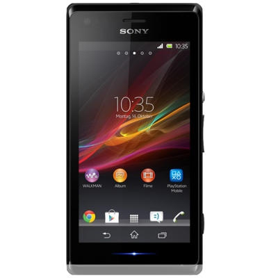 günstiges Android Smartphone Sony Xperia M