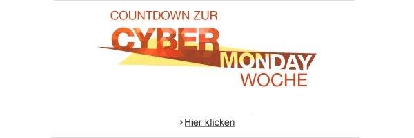 Amazon Cyber Monday Woche Angebote