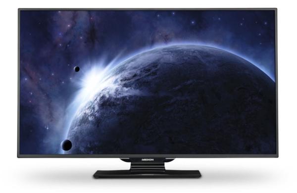 günstiger 50 Zoll 4k UHD Fernseher MEDION MD 30730