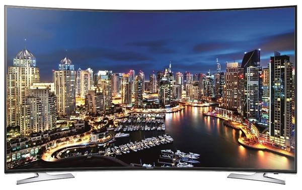 Samsung 55 Zoll Ultra-HD 4k Curved TV günstiger kaufen