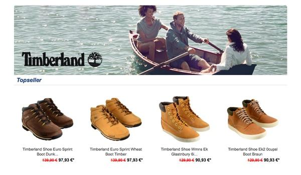 Timberland Schuhe günstiger kaufen mit Rabatt bei Hoodboyz