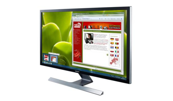 günstiger 28 Zoll Ultra-HD 4k Monitor Samsung U28D590D