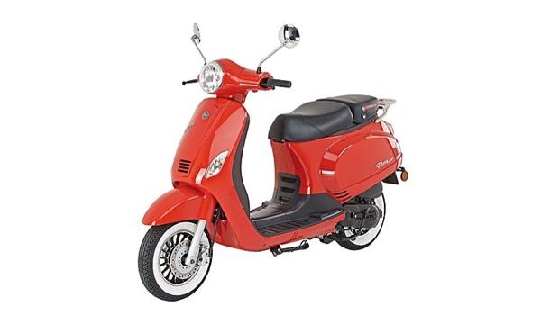 günstiger Motorroller Kreidler Classic 50 4T