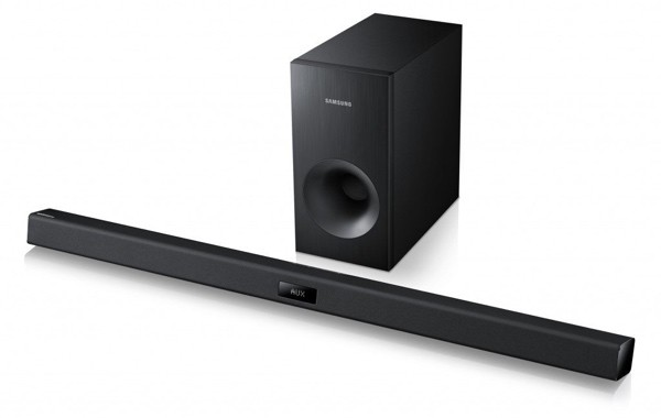 günstige 2.1 Soundbar Samsung HW-F350 unter 100 Euro