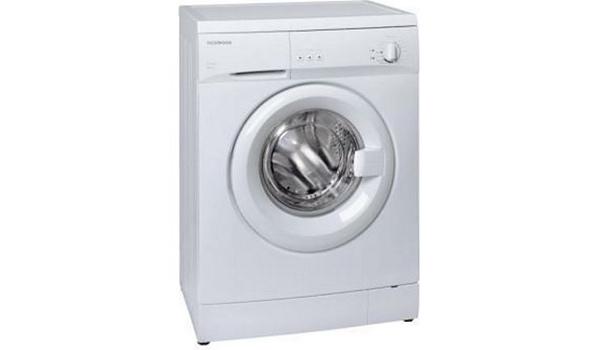 günstige Waschmaschine Techwood OMV 510 unter 200 Euro